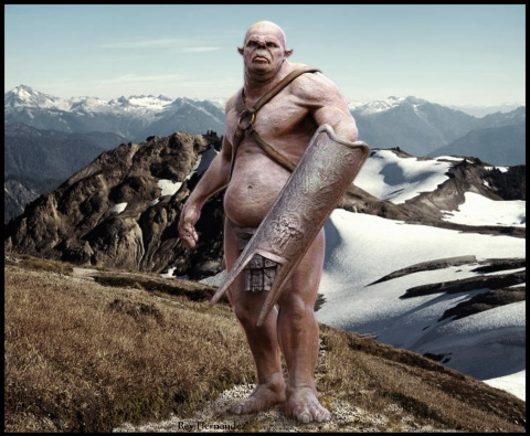 Rey_Hernandez_Mountain_Troll_Concept_Art_Model_Sculpture